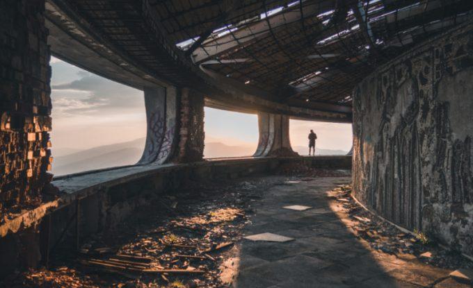Consumo di suolo: gli edifici abbandonati