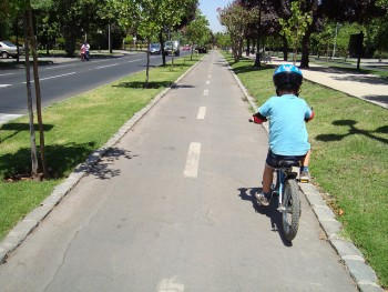 Ciclovie, Tursmo sostenibile, bicicletta