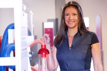 Elisabetta Bernardi, nutrizone, divulgazione scientifica