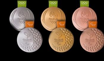 Sono ecosostenibili le medaglie di Rio 2016