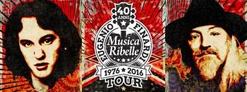"""EugenioFinardi """"40anni di musica ribelle Tour"""" (Foto Ufficio Stampa)"""