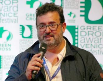 Marco Gisotti, Green Drop Award, comunicazione