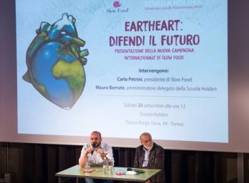 Slow Food, biodiversità, Eartheart