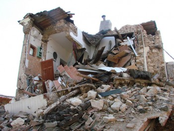 terremoto, rischi psicologici