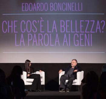 genoma, bellezza, geni, Edoardo Boncinelli