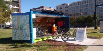 quikbyke, bike sharing, emissioni zero