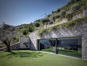 Valtellina polistirene patrimonio edilizio materiali naturali impatto ambientale confort abitativo cementificazione Architettura Organica architettura ecosostenibile