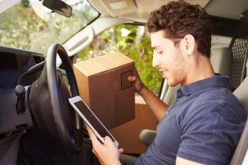 app milkman, consegna, pacchi, sostenibile