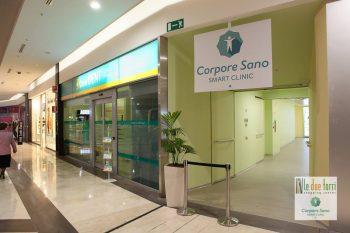 clinica smart, centro commerciale, le due torri