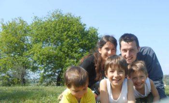 Maggiori, famiglia, faenza, impatto zero