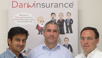 darwinsurance, assicurazioni peer to peer