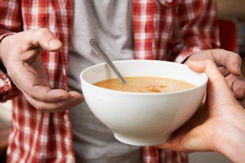 spreco alimentare, impagliazzo, cibo, senza dimora