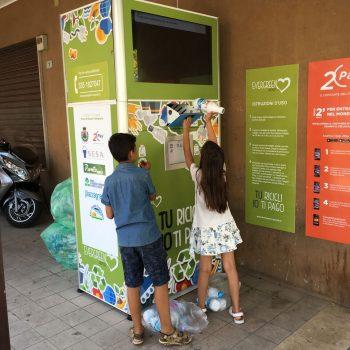 riciclo incentivante, economia circolare, rifiuti