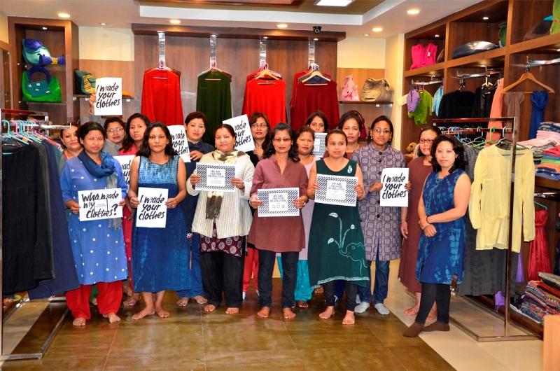 Fashion Revolution Week_Manushi_Nepal