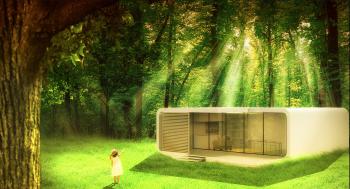 green smart living, casa green
