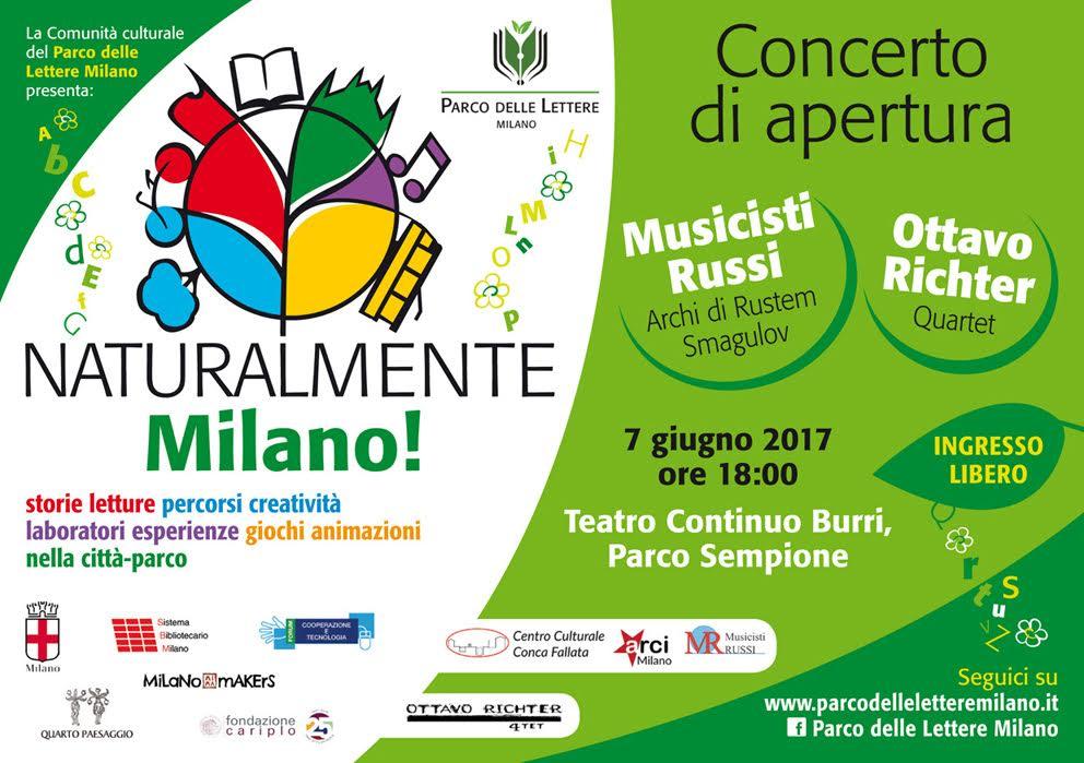 Concerto Naturalmente Milano