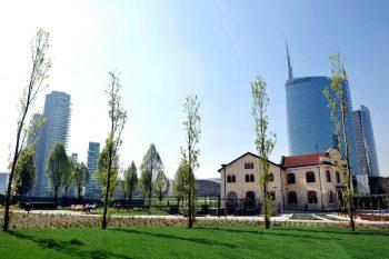 biblioteca degli alberi, sostenibilita urbana