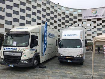 veicoli elettrici trasporto merci trasporti tag Niinivirta movimentazione merci mobilità sostenibile mezzi elettrici manutenzione inquinamento atmosferico emissioni zero ecosostenibilità combustibili fossili