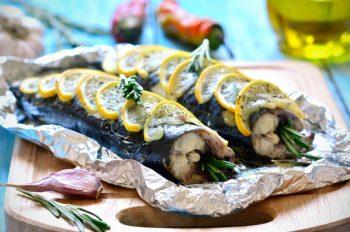 cibo nostrum, pesce eccedentario