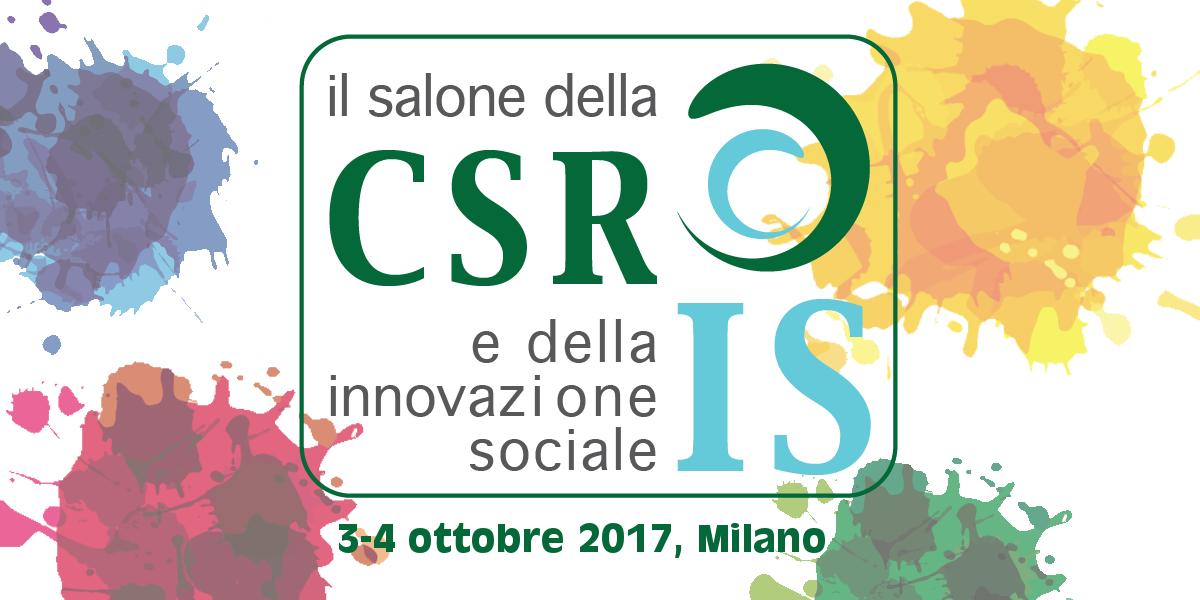 salone CSR Innovazione sociale