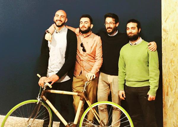 Laboo design, il team