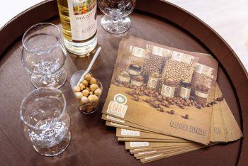 Wwf vinaccia Stone Paper sostenibilità Mazzetti DAltavilla Grappassion grappa eco calcolatore Due Emme Pack Cocoon carta riciclata autosufficienza energetica
