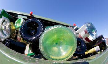 raccolta vetro, coreve, riciclo