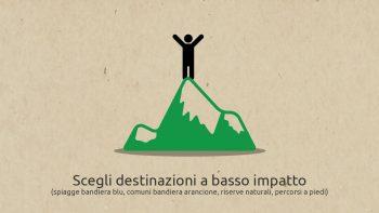 turismo sostenibile, decalogo, viaggiatore responsabile