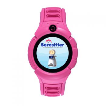 seresitter, smartwatch, geolocalizzazione, bimbi