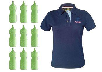 qbottles, bottiglie di plastica, moda