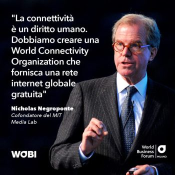 world business forum, humanification
