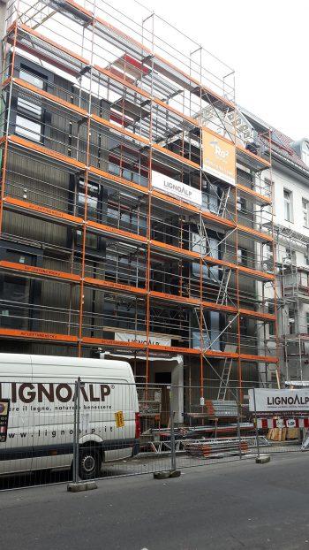 case in legno, Berlino, bioedilzia, LignoAlp