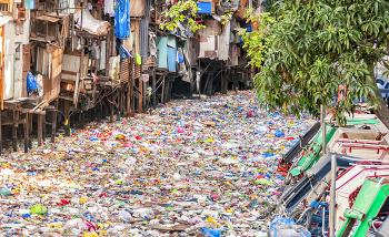 plastica, oceani, fiumi, inquinamento