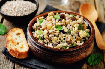 alimentazione vegana mediterranea, baroni