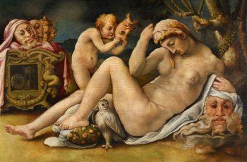 dipinti, tumore al seno, 1500