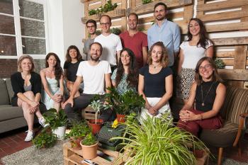 ecosia, motore di ricerca, riforestazione