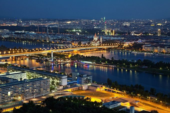vienna, smart city, rolandberger