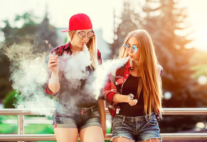sigarette elettroniche e adolescenti