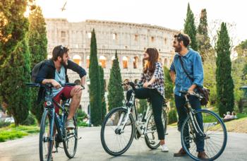 mobilita sostenibile, roma, greenpeace