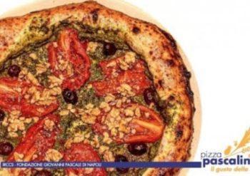 pascalina, pizza, anticancro, fondazionepascale