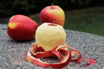 scarti mela, antiossidanti alimentari, scampicchio