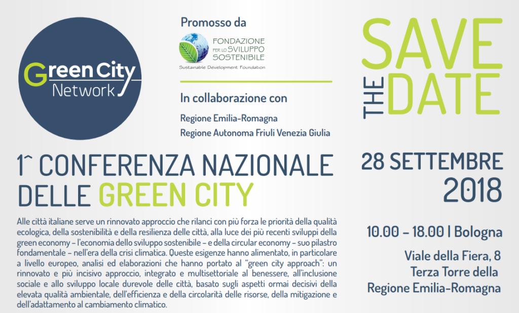 Conferenza Nazionale delle Green City