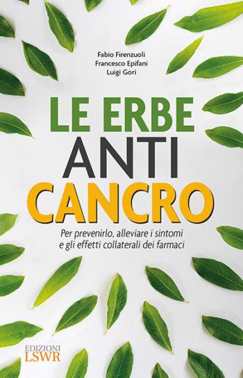 "Libro ""Le erbe Anticancro"""
