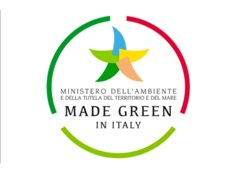 made green in italy, impronta ambientale