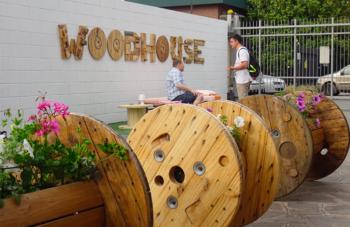 bobine in legno, woodhouse, brollo
