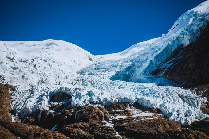 ghiacciai, estinzione, smiraglia, scioglimento
