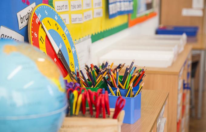 Cancelleria sostenibile per la scuola