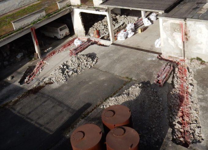Bonifica dell'amianto negli edifici