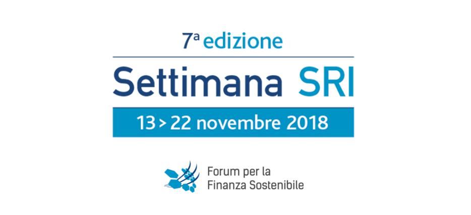 Settimana SRI 2018