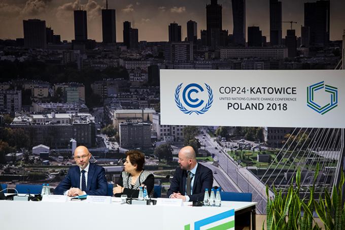 zero emissioni Ruenna Haynes Polonia Onu mutamenti climatici Katowice IPCC fonti fossili emissioni COP24 comunità scientifica internazionale cambiamento climatico aumento delle temperature Agenda Europa 2020 accordo di Parigi